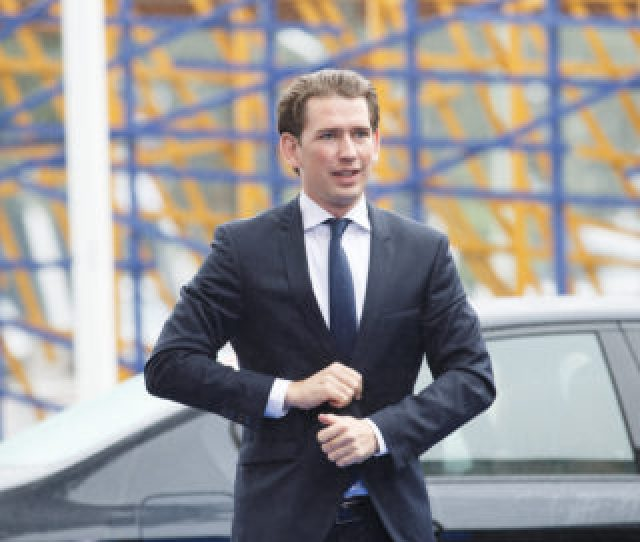 First Euractiv Article Austrias New Government The Heart Of Europe Becomes Its Crucible