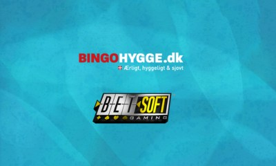 Betsoft content for Denmark's Bingohygge