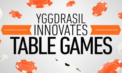 Yggdrasil announces entry into table games vertical