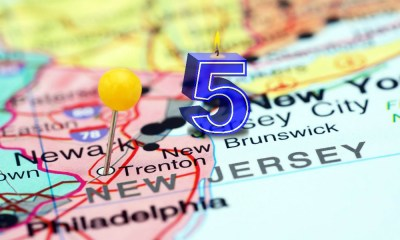 Five years, five biggest lessons learned in New Yersey's online gambling