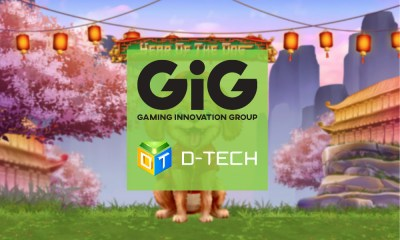 GiG enter partnership with Hong Kong based games studio D-Tech