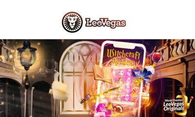 LeoVegas launches several product innovations, including exclusive casino games