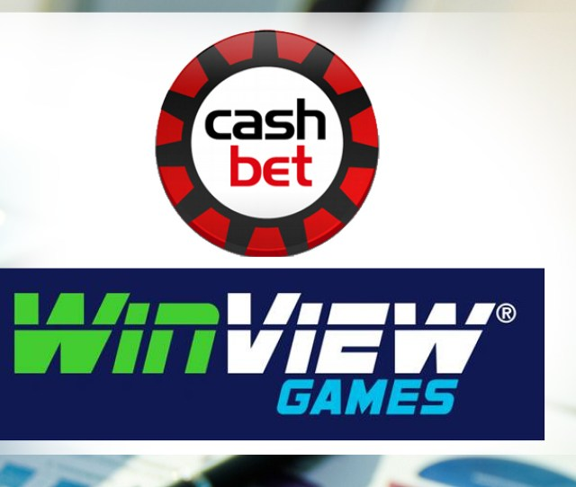 Winview Goes Live With Cashbet Platform European Gaming Industry