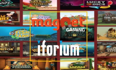 MAGNET GAMING HUNTS FOR FURTHER GROWTH WITH IFORIUM DEAL