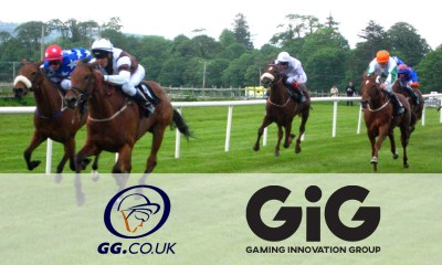 GIG ENTERS MARKETING JOINT VENTURE WITH HORSE RACING PUBLISHER GG.CO.UK