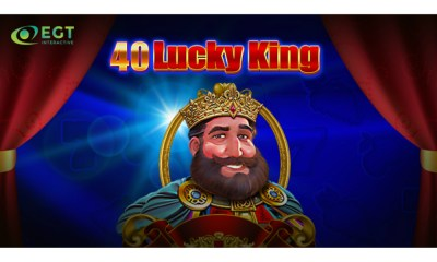 EGT Interactive - 40 Lucky King