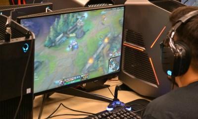 DePaul unveils new gaming center