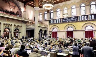 New York Shuts Door on Online Poker (Again) by Scratching Internet Gambling from State Budget