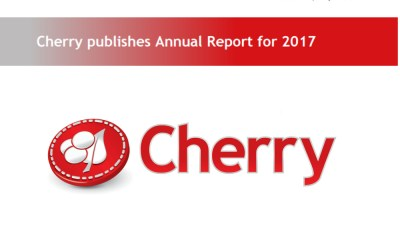 Cherry publishes Annual Report for 2017
