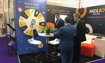 Helio Gaming scales up lottery products to broaden player appeal