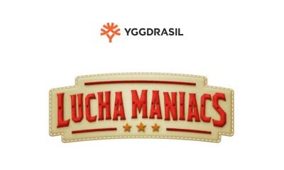 Yggdrasil's Lucha Maniacs slot