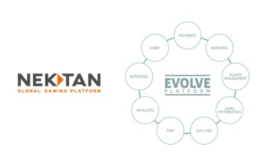 Nektan's Gaming Platform Evolve Lite Goes Live With 138.com