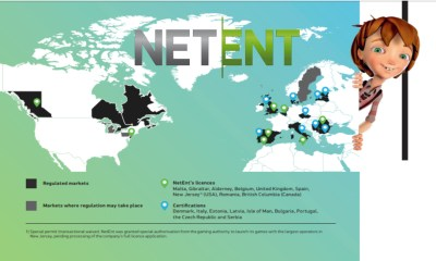 NetEnt publishes annual report for 2017
