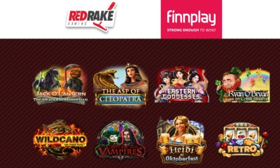 Finnplay Adds Red Rake Gaming Games Content