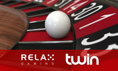 Relax Gaming agrees Twin Casino deal