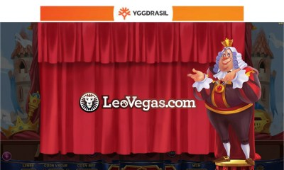 Yggdrasil White Label Studios game, Royal Family, launched with LeoVegas