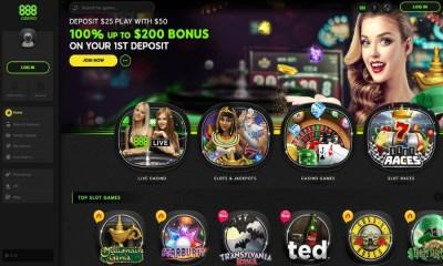 888casino Reveals Sleek New Website