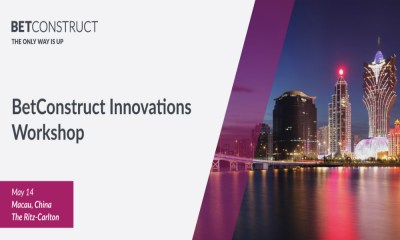 BetConstruct will be hosting the third Innovations Workshop