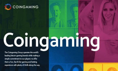 Coingaming Group makes pioneering switch to bits (µ฿) betting unit