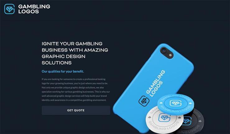 free Gambling Logos