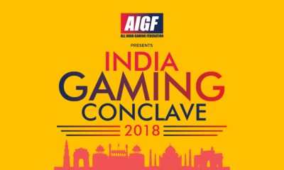 AIGF announces India Gaming Conclave 2018