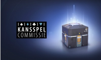 Belgian gambling commission-loot boxes