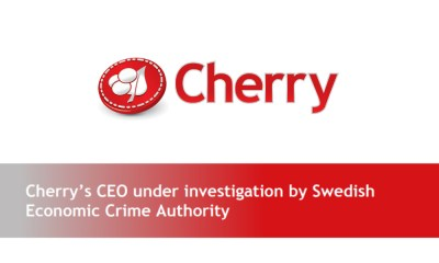 Cherry CEO arrested over insider trading claims