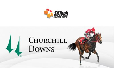 SBTech announces strategic partnership with Churchill Downs
