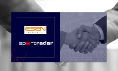 ESEN eSports Bring Sportradar On Board For Data, Streaming And Integrity