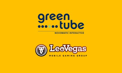 Greentube teams up with LeoVegas for enhanced game offer