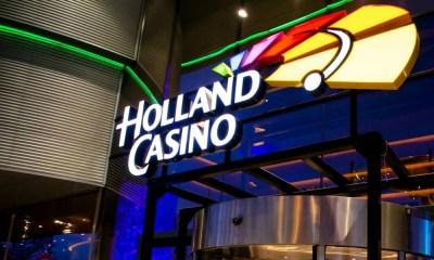 Holland Casino opens a temporary facility