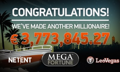 NetEnt's Mega Fortune™ strikes again after lucky player wins €3.7m jackpot