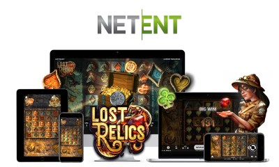 NetEnt makes players treasure hunters with release of Lost Relics™