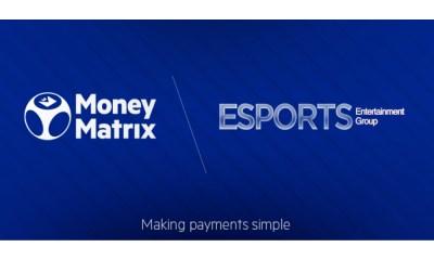 MoneyMatrix signs Esports Entertainment deal