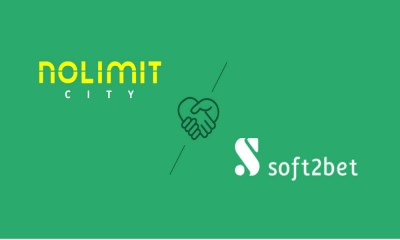 Soft2Bet partners Nolimit City