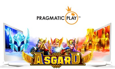 Pragmatic Play Enters The Realm Of The Gods In Asgard