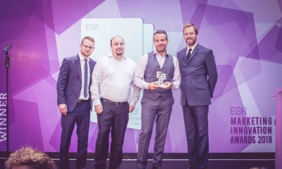 BetBright Scoops Creativity And Innovation Award