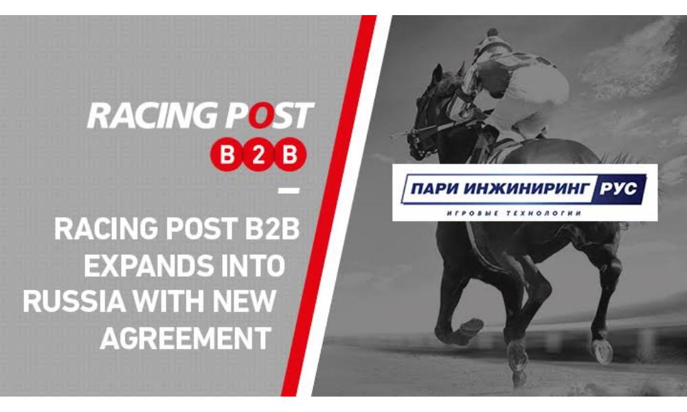 Racing Post B2B and Pari-Engineering strike content deal