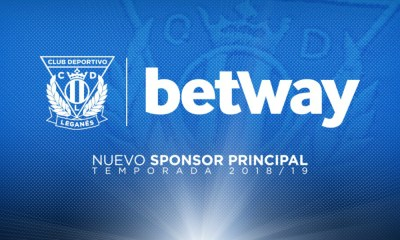 Betway extends sponsorship reach into Spain with C.D. Leganés deal