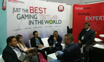 BMM brings expertise to Peru Gaming Show 2018