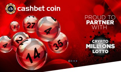 Cashbet signs exclusive landmark agreement with Cryptomillionslotto