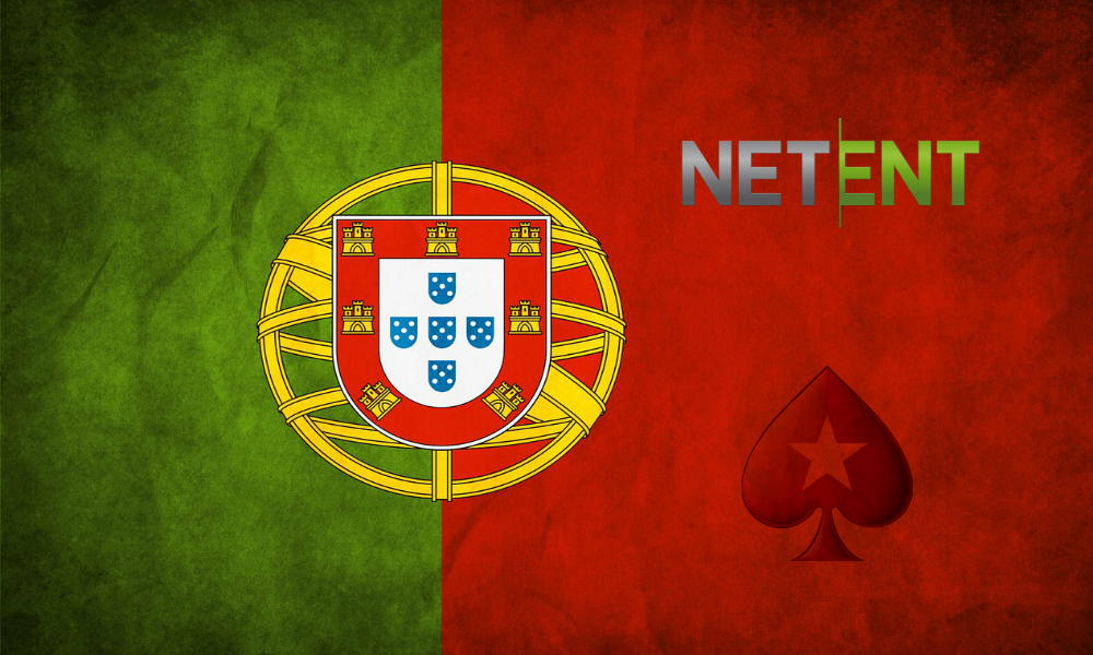 NetEnt first to go-live with PokerStars Casino in Portugal