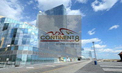 Continent 8 Data Center Goes Live at Ocean Resort Casino