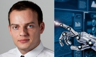 Codewise's Dr. Rzeszuciński Joins the European AI Alliance