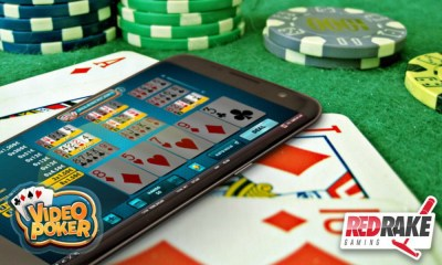 New launch at Red Rake Gaming with its eagerly awaited Video Poker game