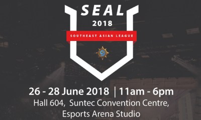 First Asian Edition of Esports Tournament to Debut in Singapore