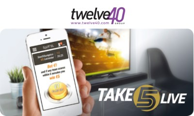 Twelve40 rolls out Take5Live with Islands Lotto