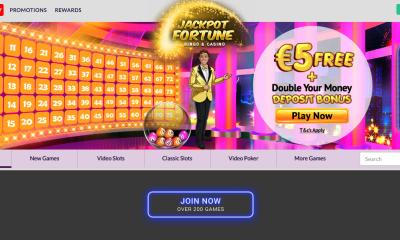 J. Fortune Entertainment eyes bingo market