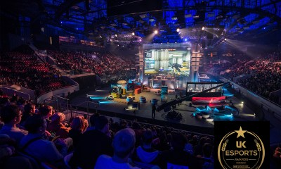 Finalists and hosts announced for UK Esports Awards
