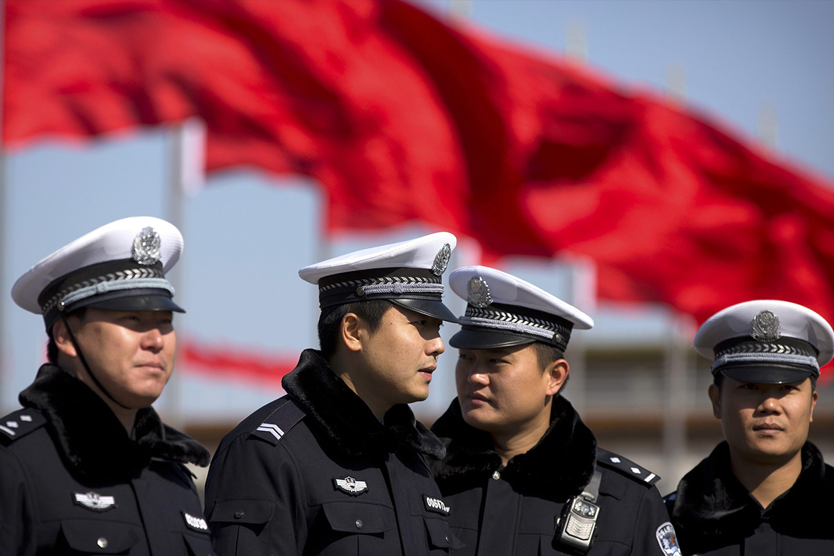 Chinese police unearths illegal online gambling case